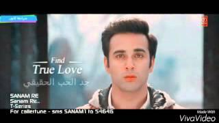 اغنية SANAM RE من فيلم SANAM RE من بطولة يامي جوتام وبولكيت سامرات