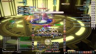[FFXIV:HW] Aetherochemical Research Facility - Black Mage Gameplay