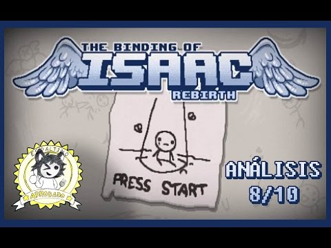 Análisis: The Binding of Isaac Rebirth - New 3DS