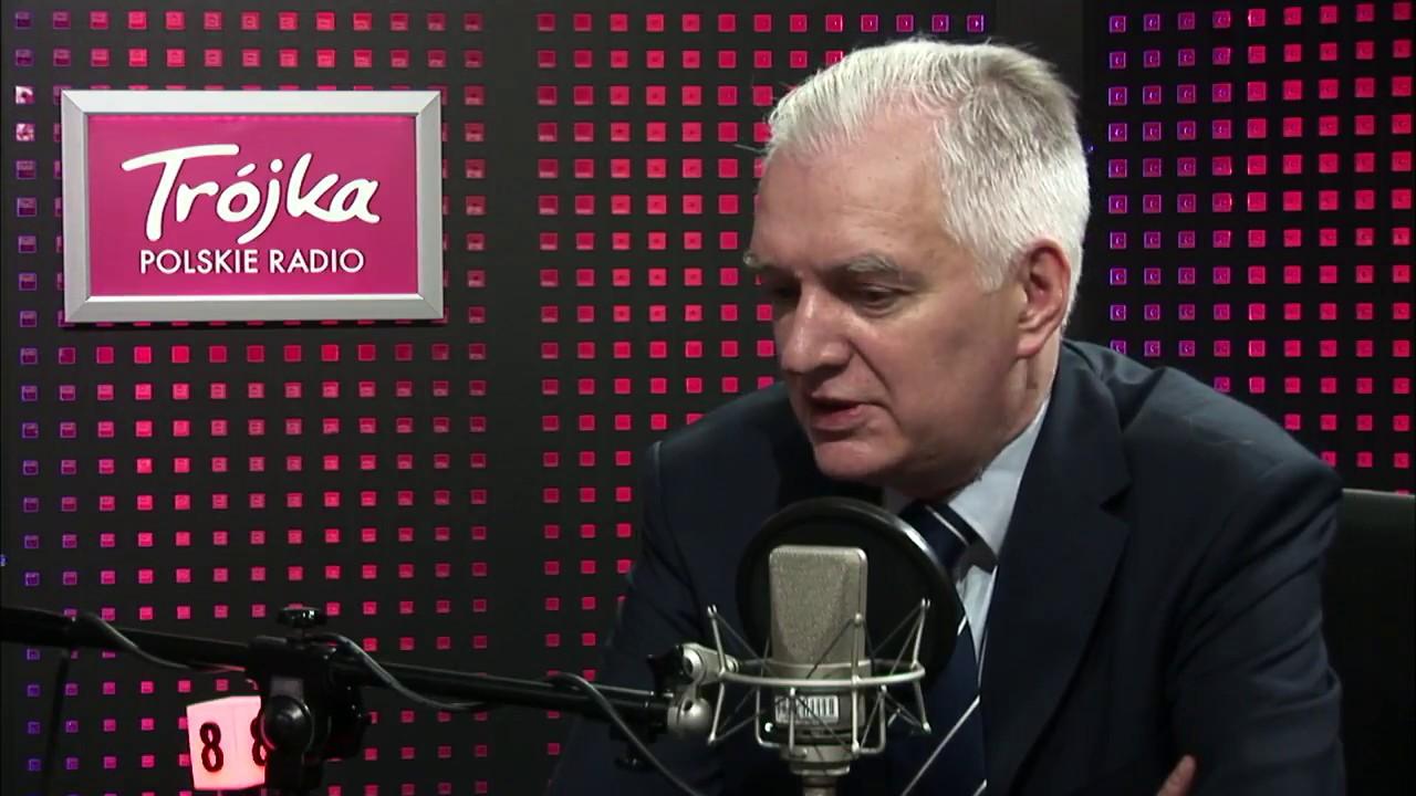 Gowin o rekonstrukcji rządu: Morawiecki otrzyma więcej kompetencji
