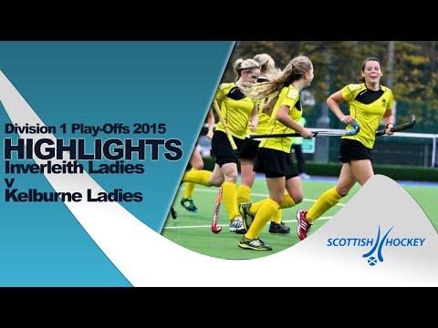 Inverleith Ladies v Kelburne Ladies - Play-off Highlights