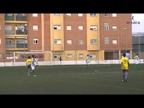 "ALSACA2015 Atlético Sanluqueño ""B"" - Balón de Cádiz C.F. ""B"" 1er Tiempo Jornada 11 Temp 2015-16"