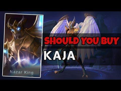 Should You Buy Kaja Is Kaja Worth Buying Mobile Legends Bang Bang