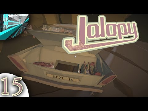 Let's Play Jalopy (part 15 - Bartering)