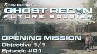 Ghost Recon: Future Soldier - Opening [#01]
