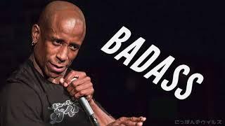にっぽんのウイルス「Badass」 「badass」は「bad/悪い」と「ass/お尻」を組み合わせてできた言葉です。 本来はネガティブな言葉であり「攻撃的な」「不親切な」「嫌な」などに ...