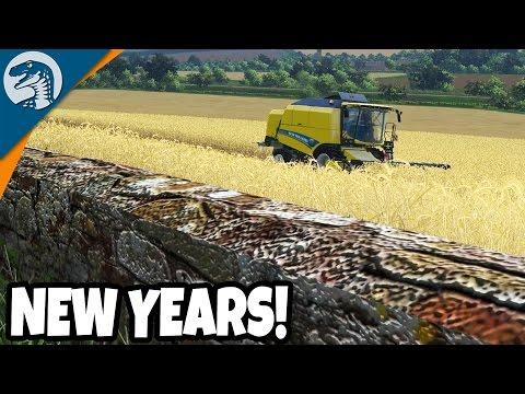NEW YEAR, NEW FARM | Farming Simulator 17 - Chellington Farms