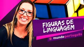 Figuras de linguagem - Mundo Português - ENEM