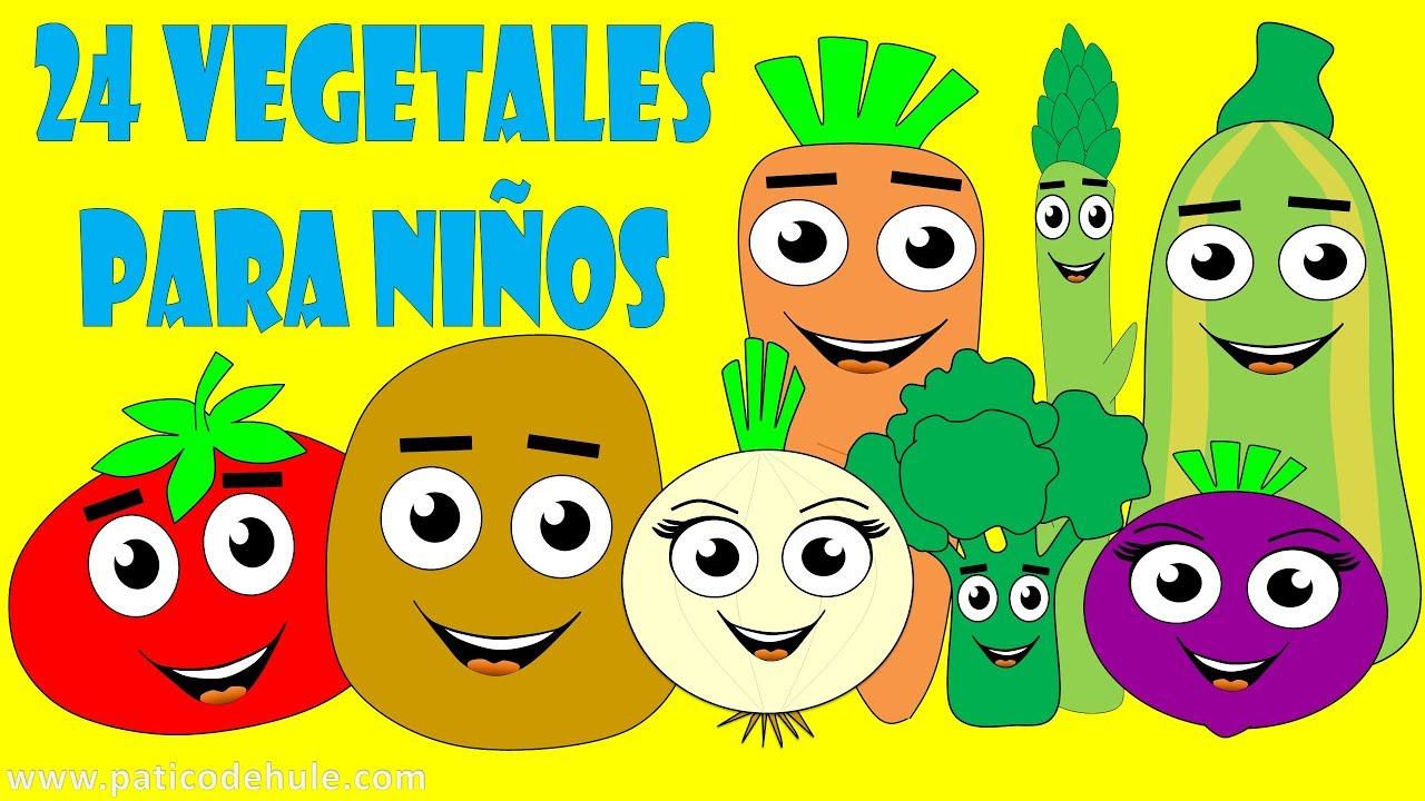 Vegetales Para Ninos 24 Vegetales Para Ninos Hortalizas