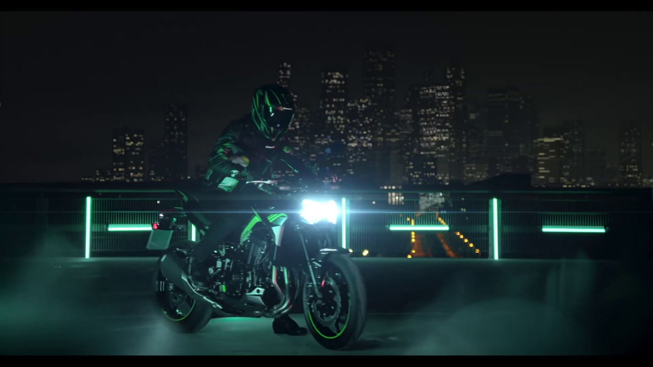 New Kawasaki Z900 MY20 - Official Video