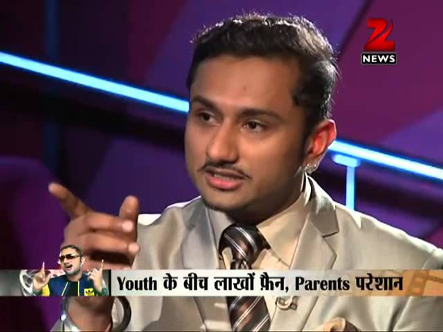 Zee News: Yo Yo Honey Singh's Interview with Sudhir Chaudhary Travel Video