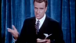 Billy Graham - in the movie Oiltown 1953