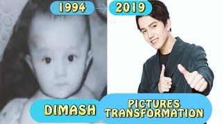 Dimash - A Cute Baby Boy To A Charming, Talented Man