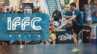 IFFC Italian Freestyle Football Championship Pescara Italy Can you do better