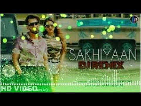 Sakhiyan | DJ Rave Tropical | Remix | Maninder Buttar | Technical Aman