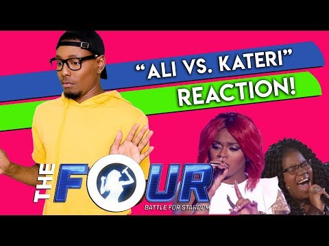 Ali Caldwell vs. Kateri Bluford | S2E5 | THE FOUR (PART 1/3)