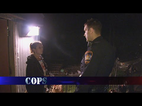 Hair Switched Project, Deputy Cody Lowery, COPS TV SHOW