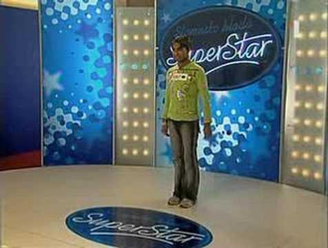 Slovensko hlada superstar - Zeleny muzik Jan