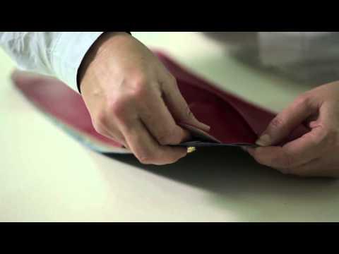 Создание сумки Prada