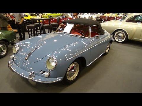 1960 - Porsche 356 BT5 Roadster