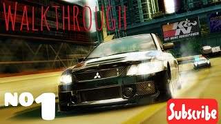 GOING UNDECOVER - NEED FOR SPEED UNDERCOVER WALKTHROUGH PART #1