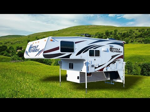 Quick Tour of The Wolf Creek 850 Pickup Camper
