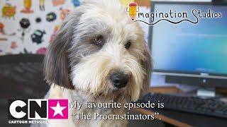 My Favourite Episode | Imagination Studios | Cartoon Network