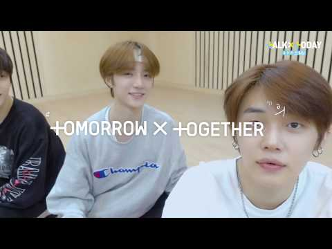 [PREVIEW] HI! We are TOMORROW X TOGETHER!