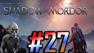 Middle-Earth: Shadow of Mordor Gameplay/Walkthrough HD - Torvin - Part 27