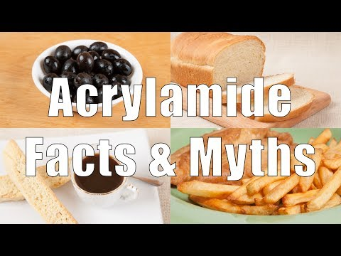 Acrylamide Facts & Myths (700 Calorie Meals) DiTuro Productions