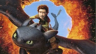 CGR Undertow - HOW TO TRAIN YOUR DRAGON review for Nintendo DS
