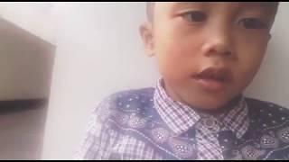 Anak TK nge vlog