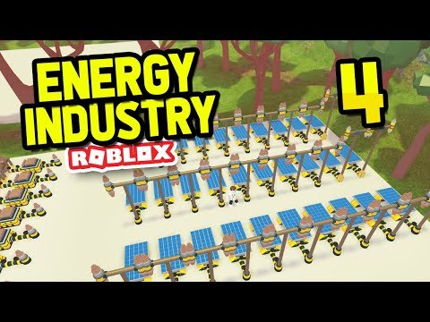 THE MONEY MAKER SETUP - Roblox Energy Industry #4