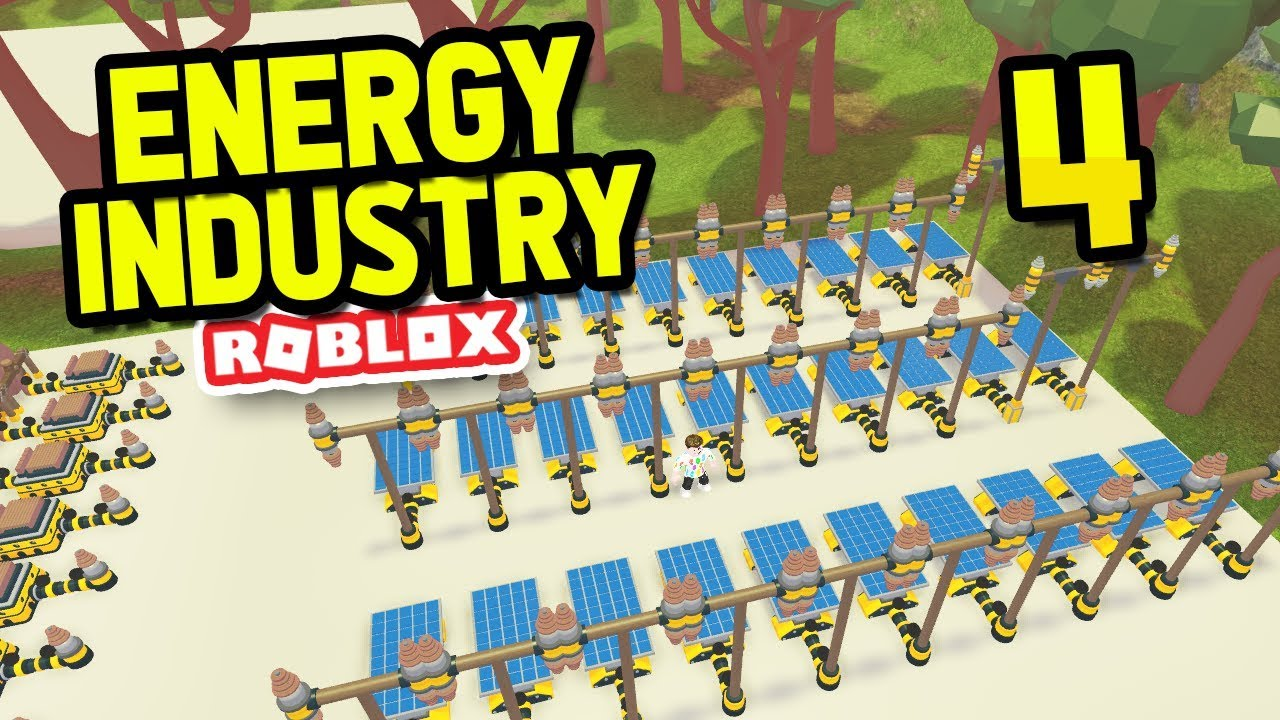 roblox energy industry codes