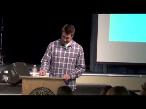 Robbie Boyer at Mariners Christian School