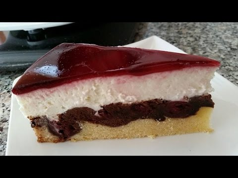 Thermomix Tm 5 Rotkappchen Kuchen Youtube