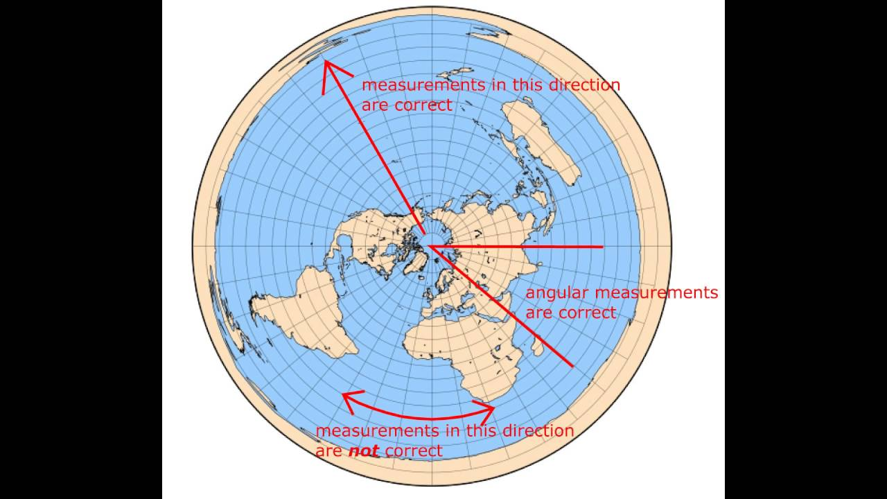 New Flat Earth Map.Flat Earth Nonsense 11 The Ultimate Flat Earth Map Youtube