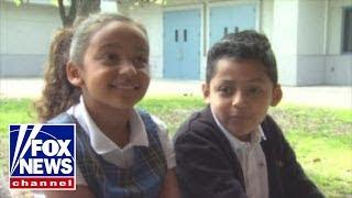 8-year-old California student saves choking classmate