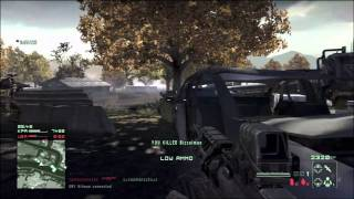 Homefront by THQ on Lowlands Map 25-6 in Team Deathmatch
