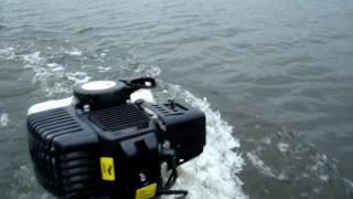 видео Лодочный мотор Sea Pro 2.5