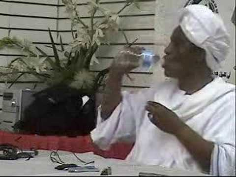 Abdullahi Ahmed An-na'im in Toronto (06/07/08), Part 5