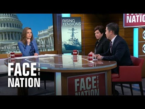 Face The Nation: David Nakamura, Susan Glasser, Henry Paulson