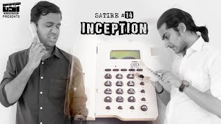 #14 - Inception -  Money | Find a Job |  The Call | Dream | Get Satire Tadka |  GST | Credit Card