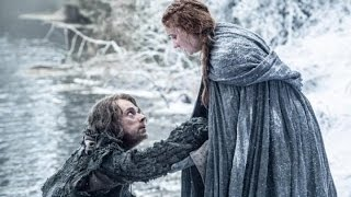 Sansa Stark and Theon Greyjoy like Reek  -  All Scenes