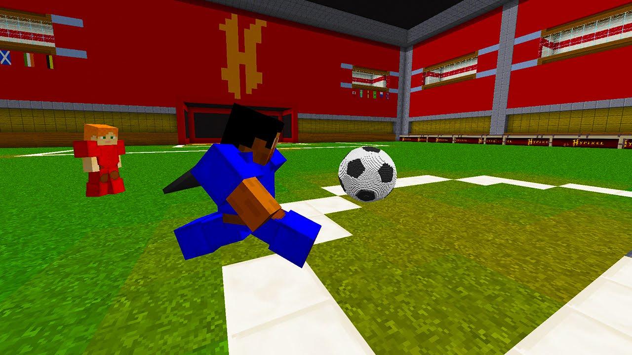 работе картинки майнкрафт футбол как тебе говорю