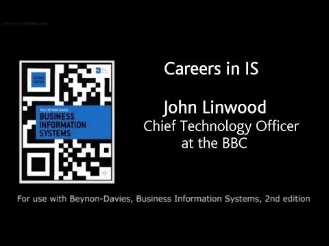 Careers in IS -- John Linwood, BBC
