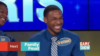 More Feud For Thought | Family Feud | Game Show Network