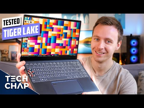 DON'T Buy a Laptop Right Now! [Intel 11th Gen Xe TESTED] | The Tech Chap from YouTube · Duration:  7 minutes 35 seconds