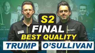 Ronnie O'Sullivan v Judd Trump | Final | Session 2 | Northern Ireland Open Snooker 2020