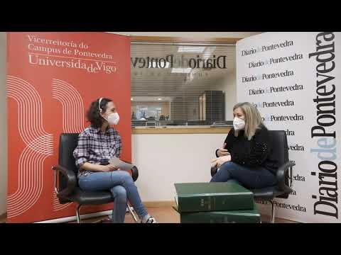Andrea Bayer protagoniza unha nova entrega do ciclo Conversas na UVigo